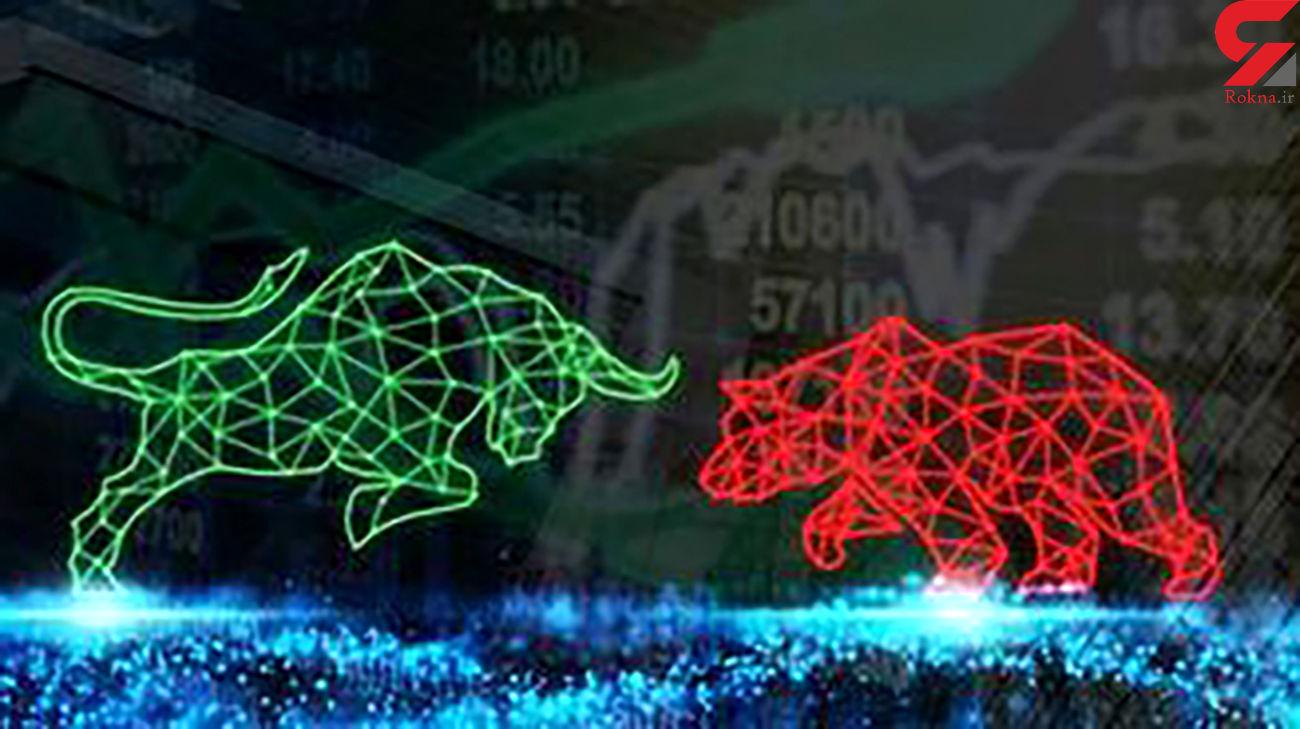 اسامی سهام شرکت های بورسی با بیشترین و کمترین سود امروز دوشنبه 15 دی ماه 99