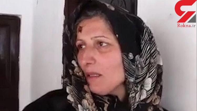 اظهارات تکاندهنده زنی که دختر و نوه اش جلوی چشمانش زنده به گور شدند / بهمن در رودبار + فیلم