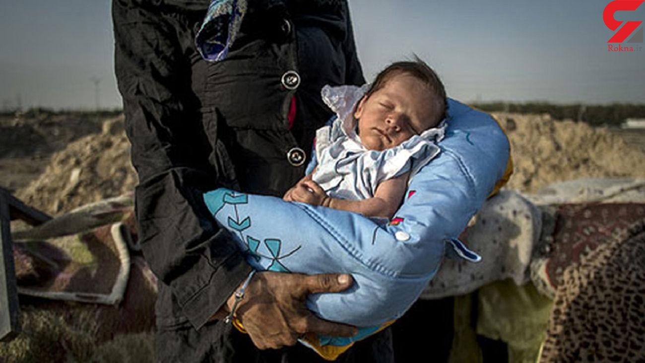 مرگ سریالی نوزادان معتاد در مشهد / بیمارستان های دولتی پذیرش نکردند