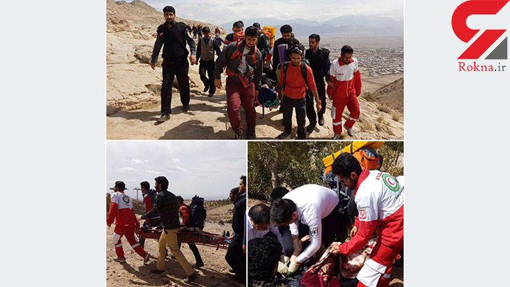 سرنوشت دختر ۱۶ ساله در ارتفاعات کوه های صاحب الزمان+ عکس