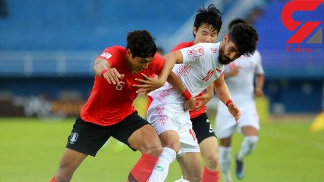 صیادمنش: بازیکنان کره و ازبکستان مدت ها در کنار هم بودند