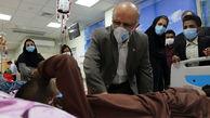 مدیرعامل سازمان انتقال خون از مرکز بیماران خاص زابل بازدید کرد