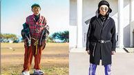 پیرمرد 87 ساله مدل معروف اینستگرامی+عکس