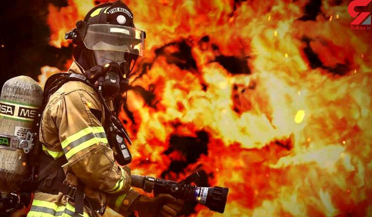 انجام روزانه ۵۰ تا ۶۰ عملیات آتش نشانی در سطح شهر مشهد