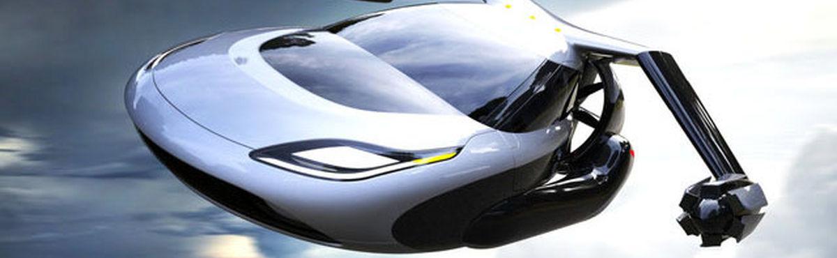 خودروی پرنده در چین ساخته می شود