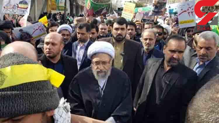 آیتالله آملی لاریجانی: انقلاب اسلامی در مسیر آرمانها باصلابت بهپیش میرود
