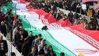 13 آبان خروش ضد استکباری دانش آموزان و مردم در ایران+فیلم و عکس