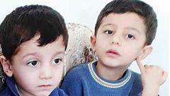 حادثه ای هولناک برای ارشیا و آرسام + عکس تلخ 2 کودک