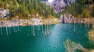 شگفت انگیزترین دریاچه در کدام کشور است؟