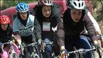 مقام سومی تیم دوچرخه سواری بانوان یزد در مسابقات قهرمانی کشور