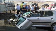 5 زخمی در تصادف خونین پژو در اسلامشهر
