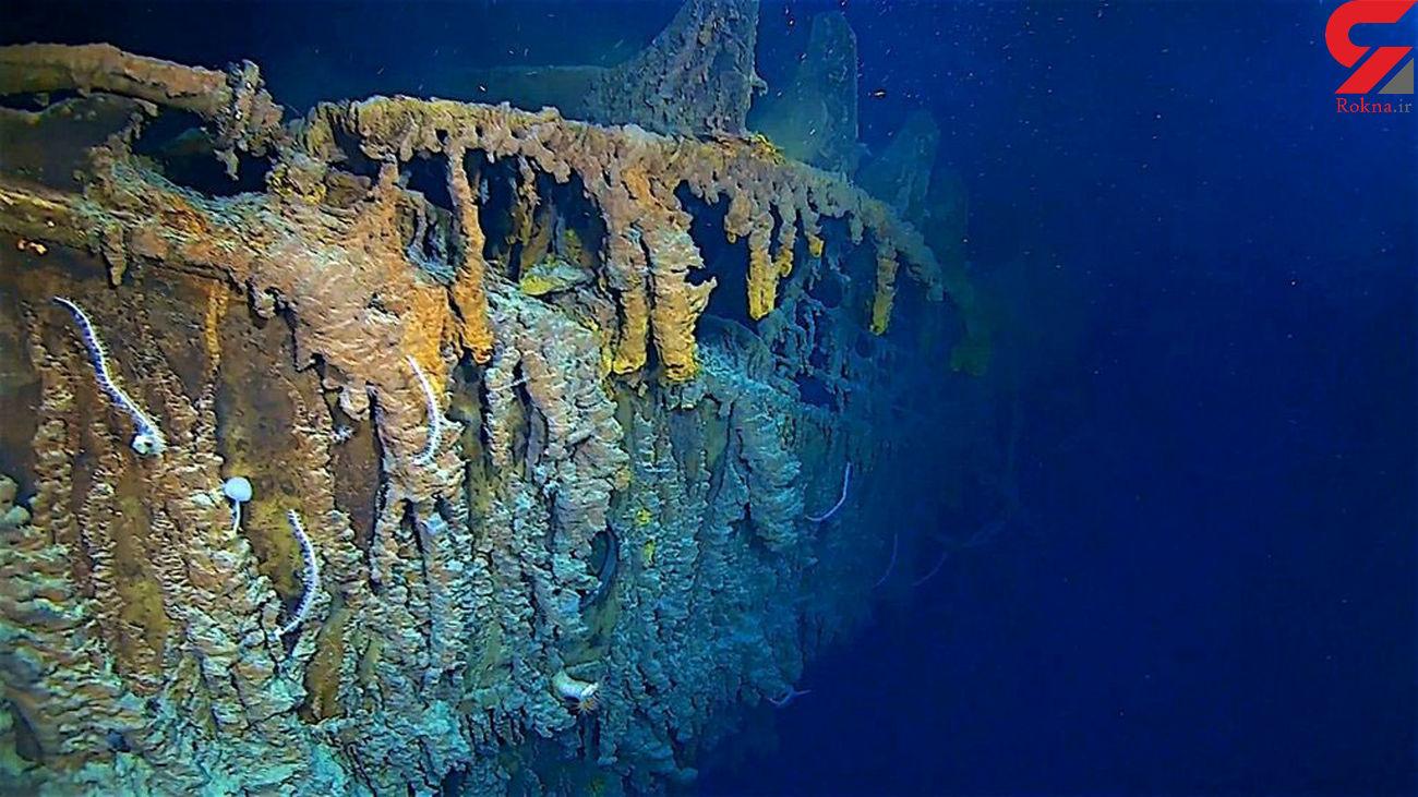 سالگرد غرق شدن کشتی تایتانیک