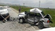 تصادف مرگبار در بروجرد / یک کشته و 5 زخمی