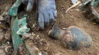 کشف ۲ تابوت متعلق به دوره اشکانیان/توالی تاریخ ۳ هزار ساله همدان به اثبات رسید
