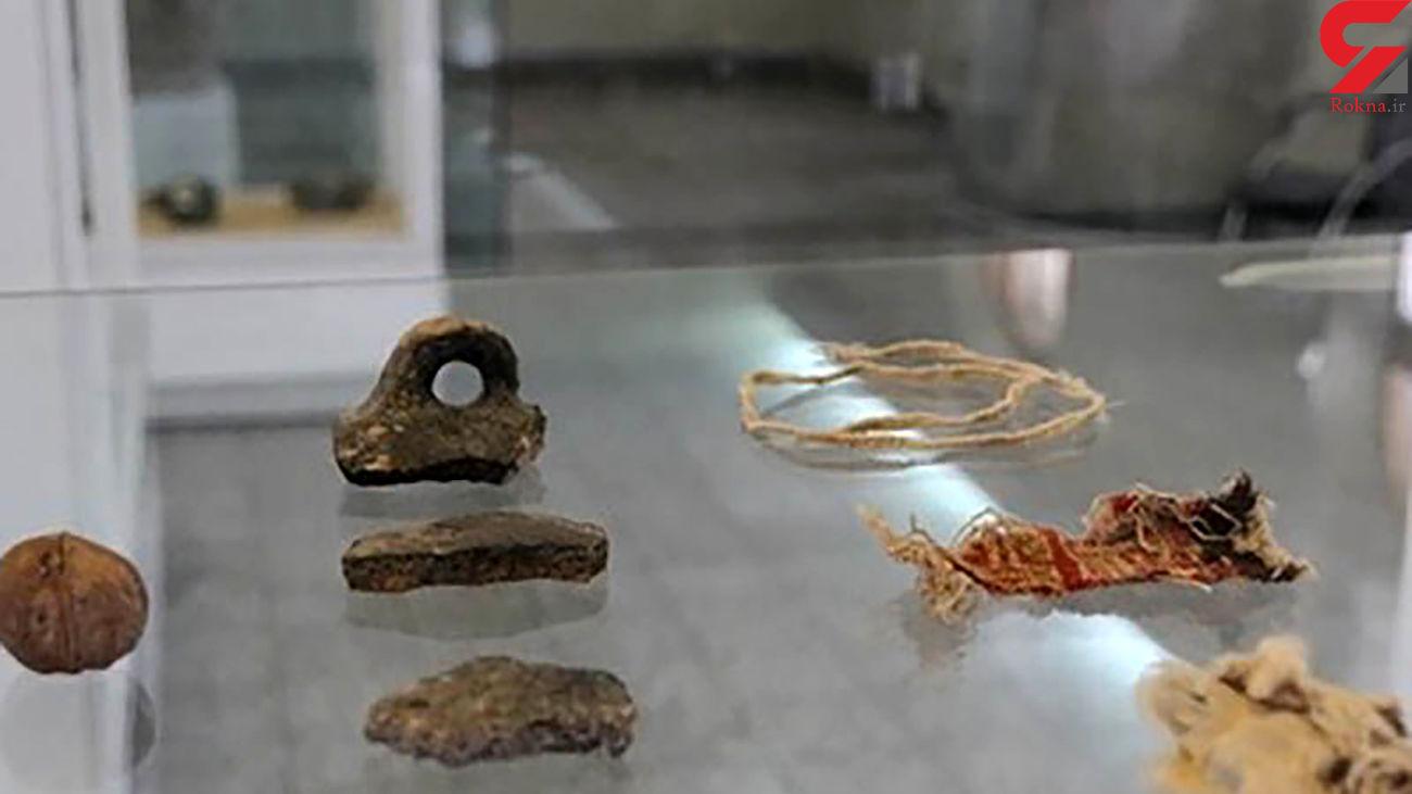 کشف 139 اشیای تاریخی در زنجان