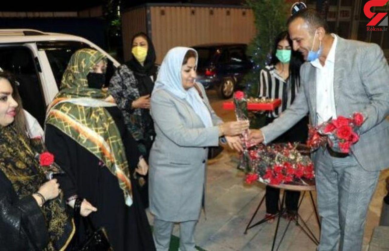 ترکیه از مسافران ایرانی در مرز شهر وان استقبال کرد