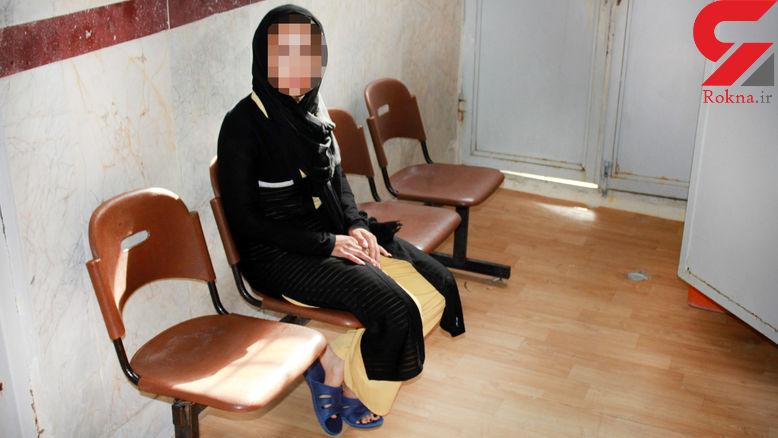 این زن تهرانی شوهرش را در بشکه دفن کرد + عکس بشکه و جزییات