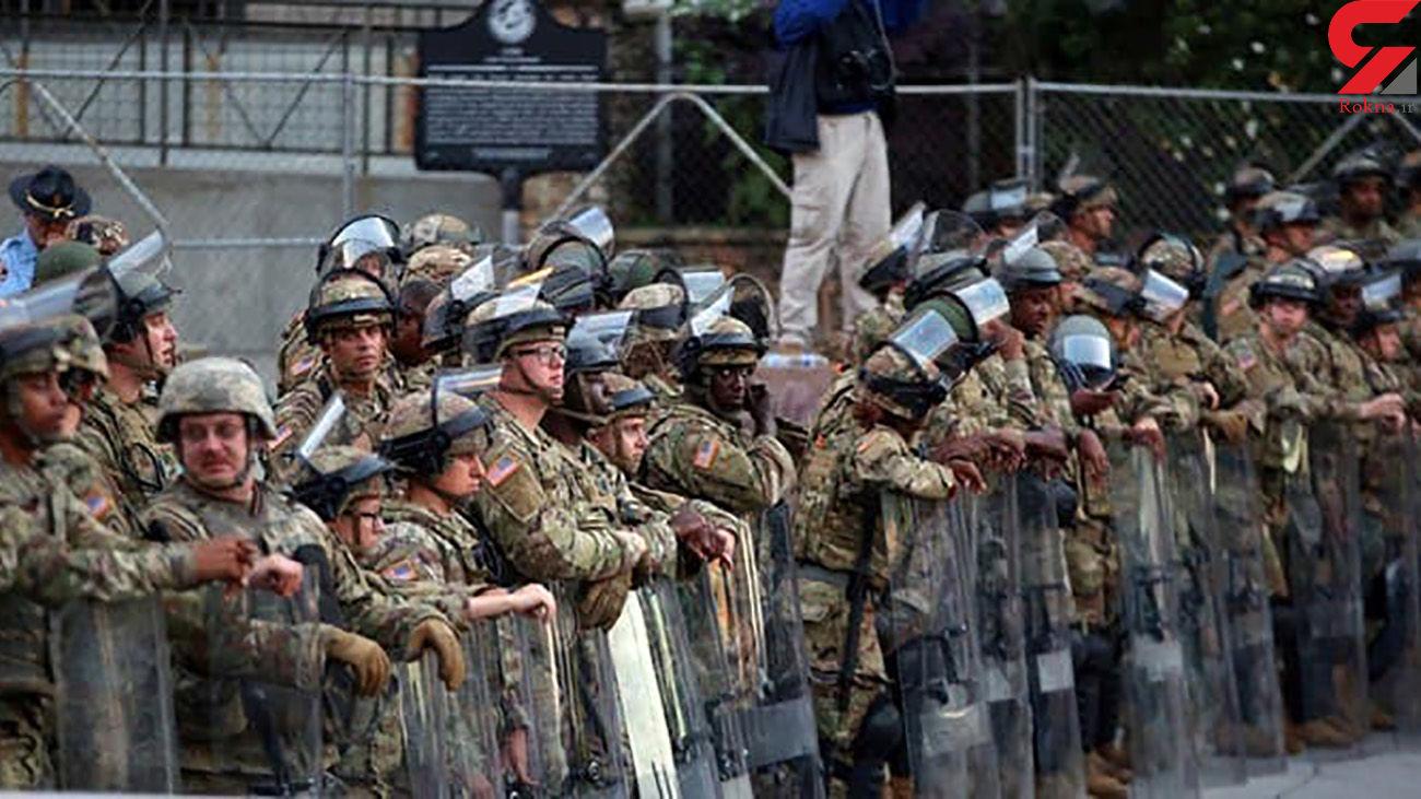 رئیس پلیس کنگره آمریکا دست به دامان گارد ملی شد