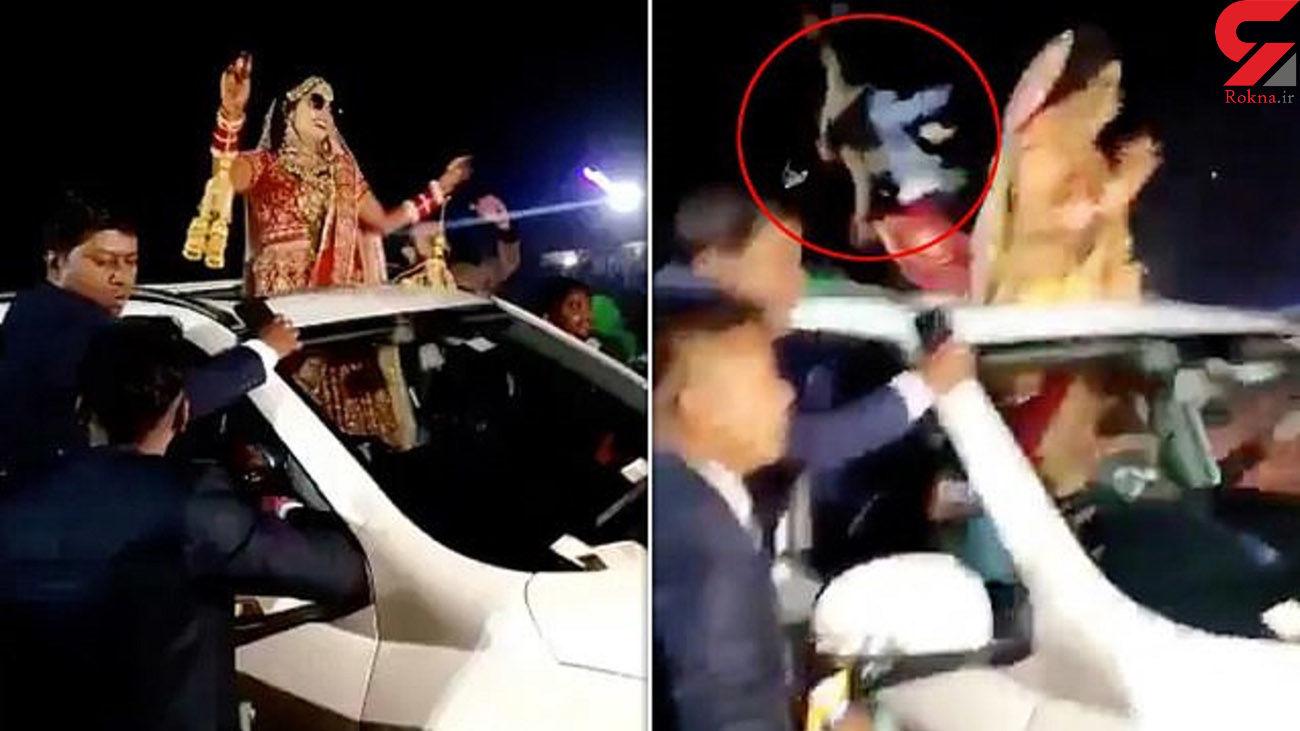 مرگ دردناک پسرعموی داماد در جشن عروسی + عکس