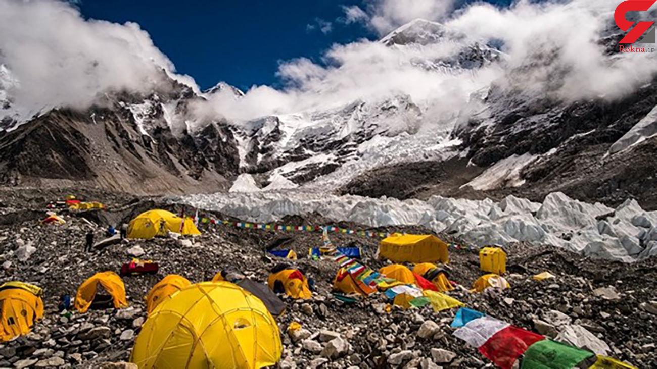 سرنوشت امین دهقان کوهنورد ایرانی در اورست / مرگ 2 نفر تایید شد
