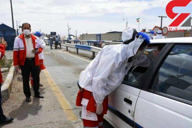 برگشت تعداد زیادی از مسافران از ورودی های شهر بندرعباس