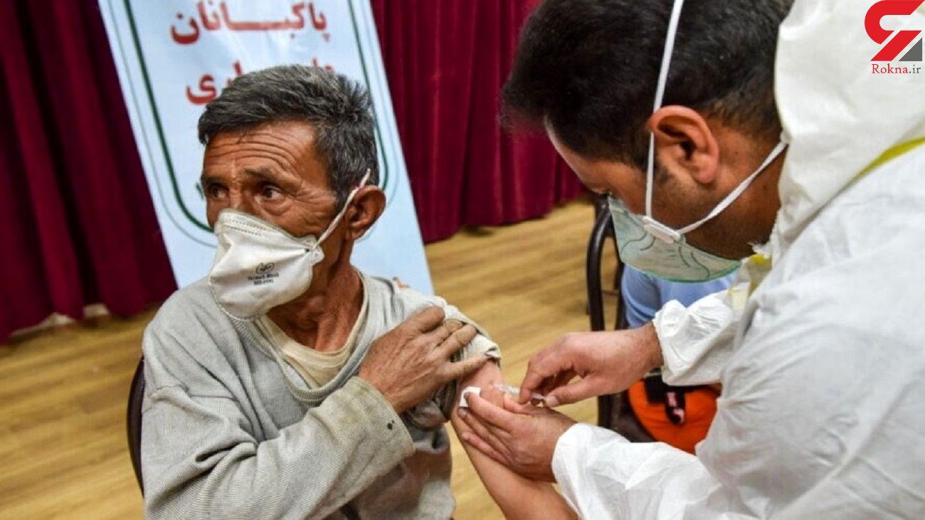 واکسن کرونا به پاکبانان غیرایرانی هم تزریق می شود