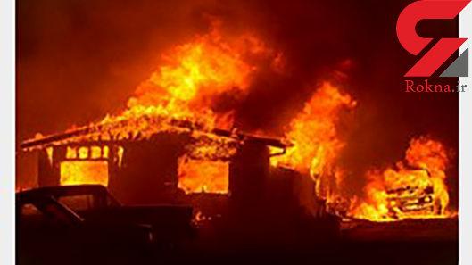 تخلیه هزاران نفر از خانه هایشان در پی آتش سوزی کانادا