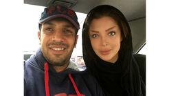 ماجرای جذاب عاشق شدن فوتبالیست مشهور ایرانی با همسرش + فیلم