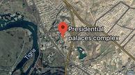 حمله راکتی به محل استقرار مشاوران نظامی آمریکا در موصل + تصویر
