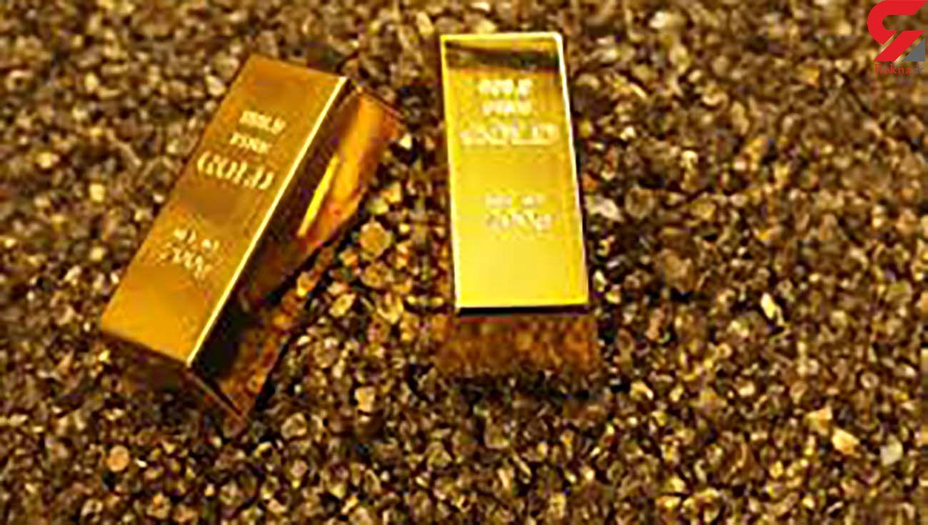 قیمت جهانی طلا امروز سه شنبه 14 بهمن ماه
