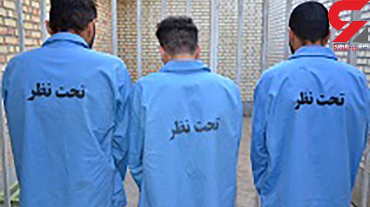 کرونا و سمپاشی بهانه ای برای سرقت از خانه های کرجی ها