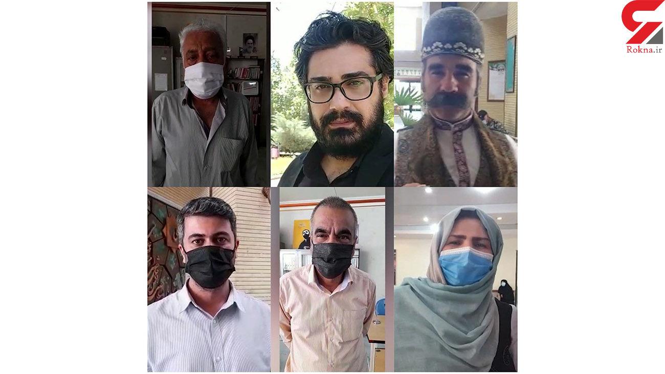حضور سلبریتی های خراسان رضوی در انتخابات ریاست جمهوری + فیلم
