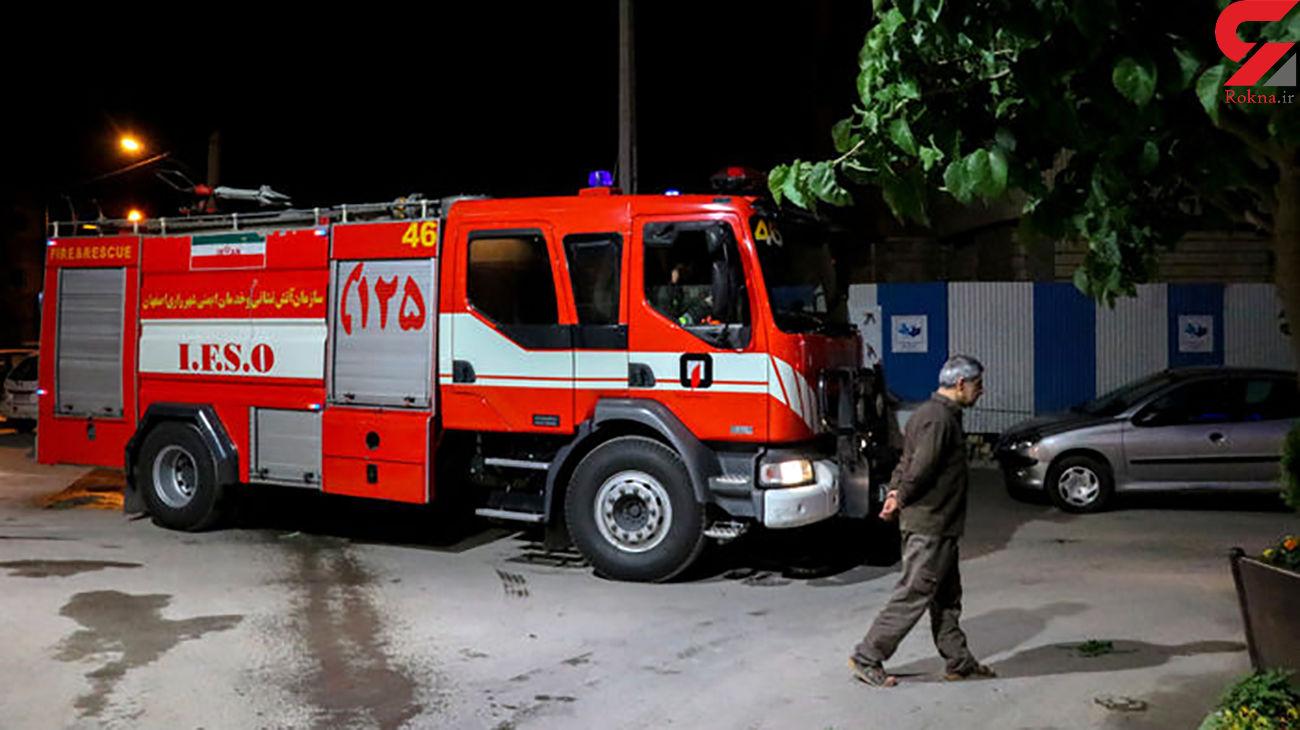 خودکشی دختر جوان در دزفول /  او به آتش نشانان چه گفت؟
