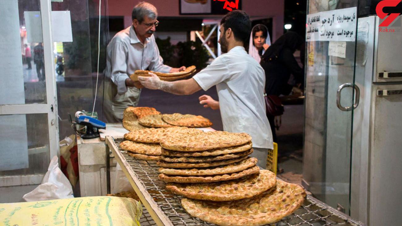 واکنش وزارت بهداشت به ویدیوی آثار آرد نامرغوب بر دستان نانوا