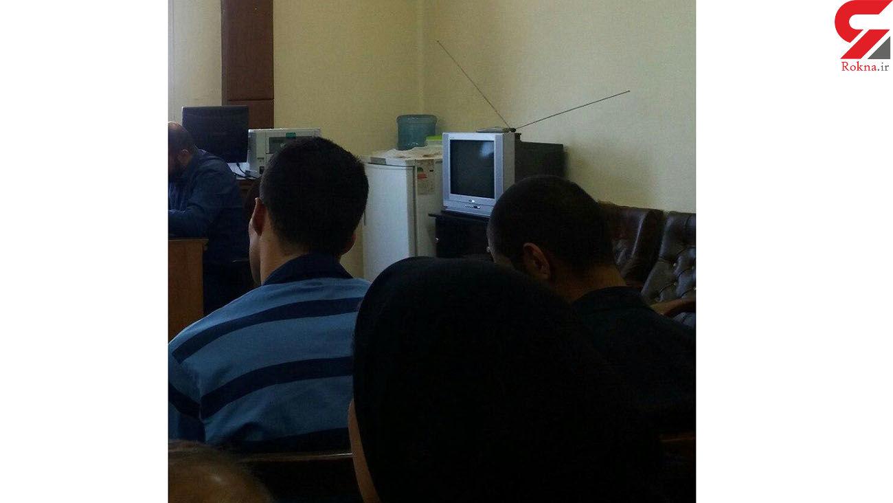 قتل بخاطر عکس بی حجاب زن تهرانی + جزییات در دادگاه