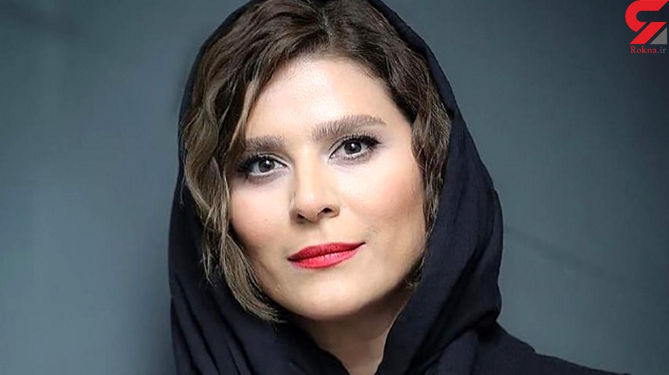 جنجال عجیب لباس عروس سحر دولتشاهی و همایون شجریان + عکس