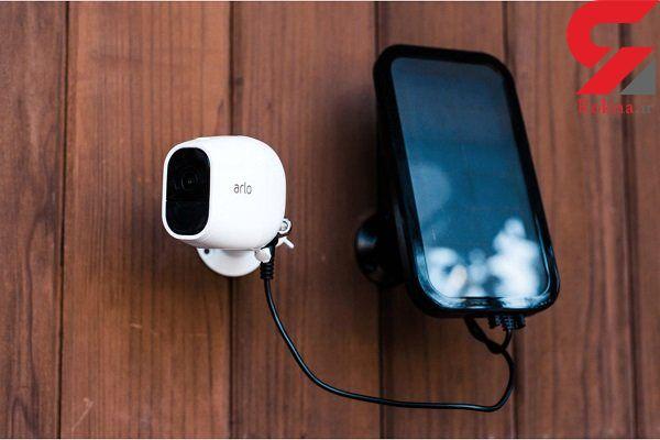 قابلیت های این  دوربین امنیتی را بشناسید