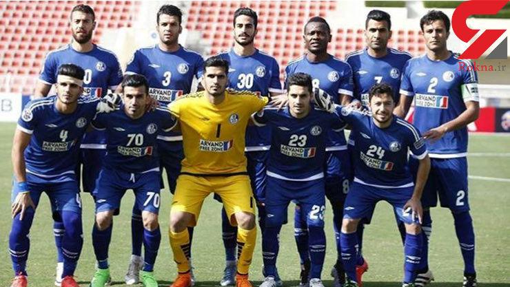باشگاه استقلال خوزستان جریمه نقدی شد