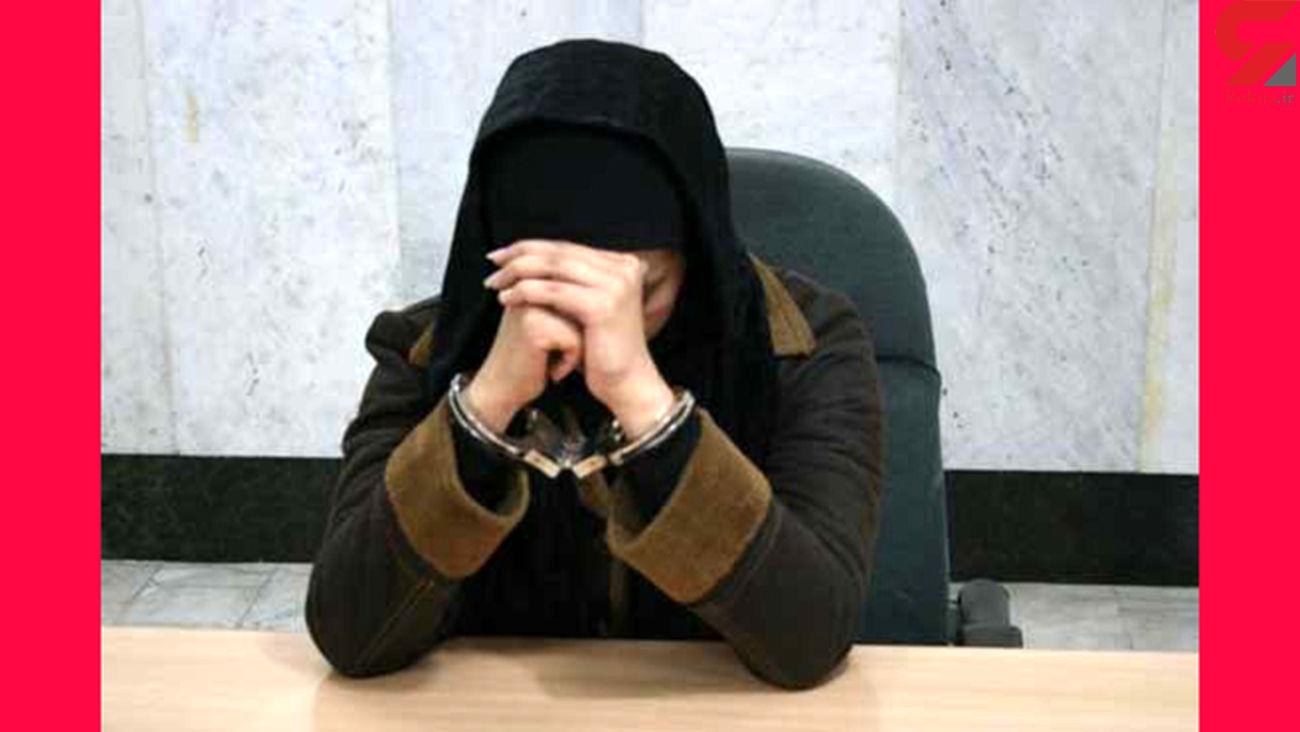 ریحانه دزد طلایی خانه های اعیانی شرق تهران بود