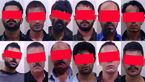 این 12 مرد تهران را به هم ریختند + عکس