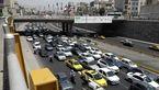 پیشبینی ترافیک سنگین در محدوده مرکزی شهر تهران