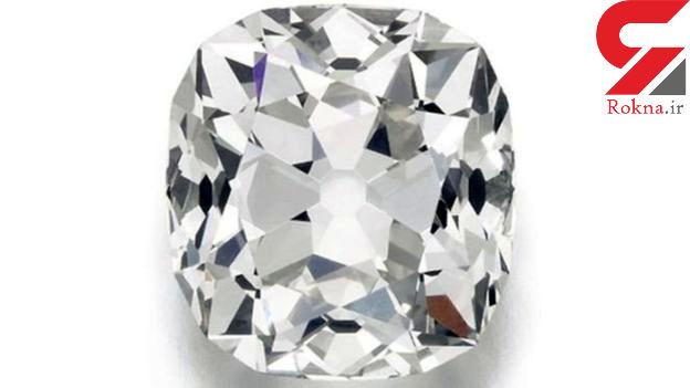 انگشتر  الماس ۱۰ پوندی یک دستفروش  بیش از ۶۰۰ هزار پوند به فروش رفت + عکس