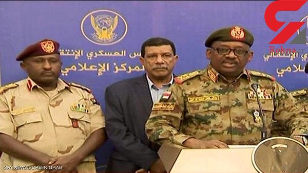 خنثی شدن یک کودتای نظامی در سودان