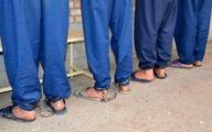 دستگیری 4 سارق محتویات داخل خودرو در دلفان