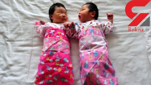 فروش 2 نوزاد به خاطر خرید موبایل/ مادر چینی دستگیر شد+عکس