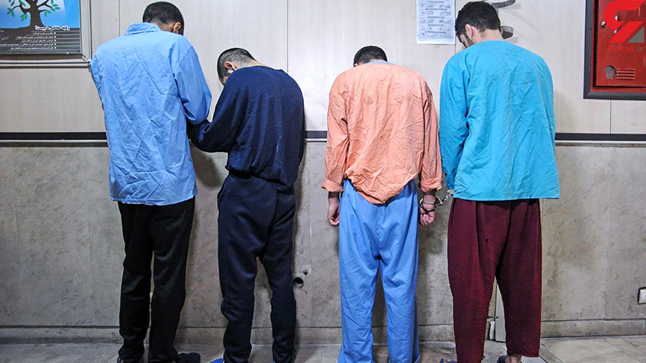 دستگیری سارقان سابقه دار در سلطانیه
