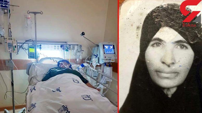 بازگشت تلخ زن ایرانی از افغانستان / او در بیمارستان سمنان جان سپرد + عکس