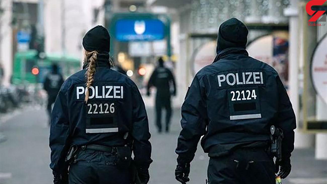 حمله تروریستی در آلمان