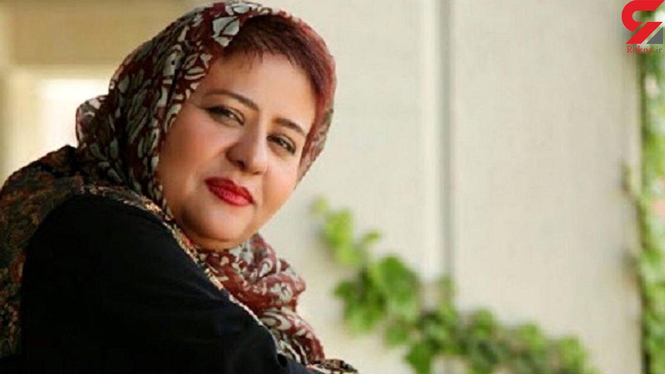 حجاب کامل خانم بازیگر ایرانی بعد از کشف حجاب کامل + بیوگرافی