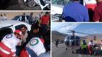 تصویری از تصادف وحشتناک در جاده جهرم / 13 کشته و زخمی+ عکس